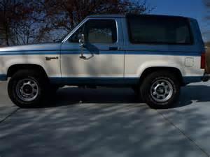 1988 ford bronco ii pictures cargurus