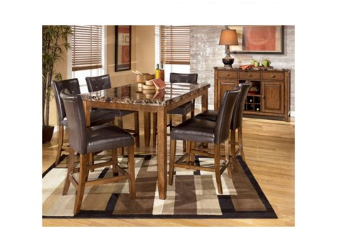 ashley furniture dining room sets sale thehletts com gorgeous 7 pc ashley furniture dining room set and china