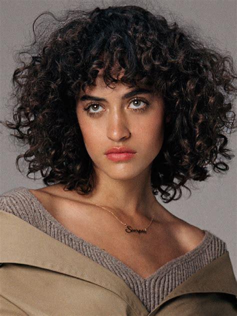 hairstyles 2017 curly hair runway hairspiration flirty curly hairstyles 2017