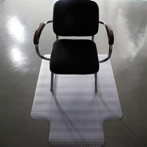 computer desk floor mat 36 quot x 48 quot clear chair mat home office computer desk floor