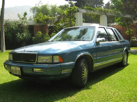 1992 Chrysler New Yorker by 1992 Chrysler New Yorker Information And Photos