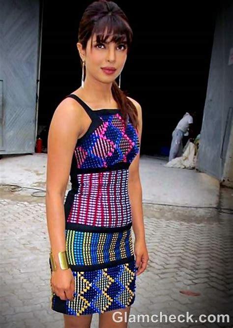 style staple the floral dress style staple priyanka chopra in sheath dresses