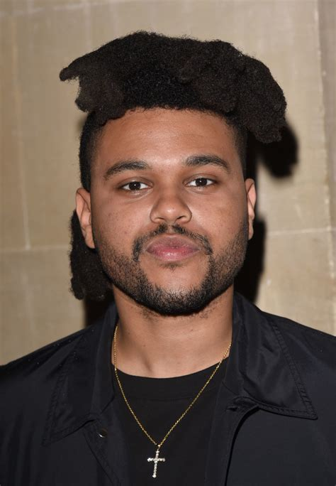 what is up with the weeknds hair what is up with the weeknds hair the weeknd cut his hair