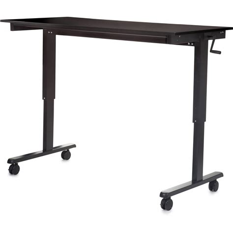 Best Sit To Stand Desk Standing Desk Computer Workstation Office Storage Furniture Erase Boards Office Supply