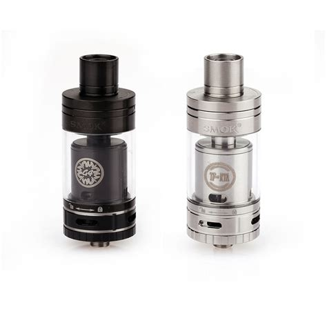 Limited Smok Tf Rta G4 Deck Stainless Steel Ss Authentic smok tf rta rebuildable g4 tank 4 5ml