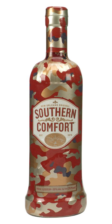 bottle of southern comfort southern comfort releases military base exclusive