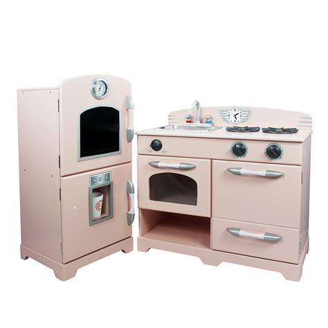 Childrens Wooden Kitchen Furniture by Good Wood Play Kitchen Sets Homesfeed