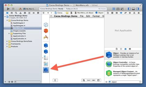 xcode kext tutorial objective c xcode osx bind nsstring to uilabel stack