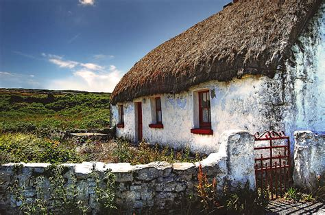 Celtic Cottages by Cottage Pitty107 Flickr