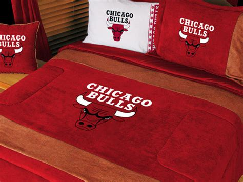 chicago bulls bedding chicago bulls nba microsuede comforter sheet set