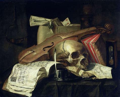 Vanitã â â Dans L Vanitas Stilleven N L Peschier 1660 Rijksmuseum
