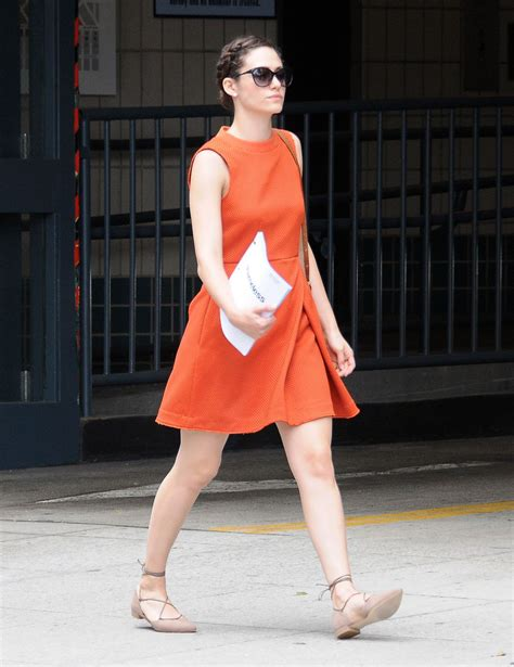 In Emmy Rossum And Hilary Duff by Emmy Rossum Out In Beverly Celebzz Celebzz