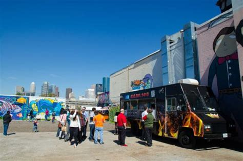 houston design center food truck downtown houston food truck parks expanding