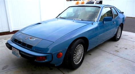 ugly porsche coyote ugly 81 porsche 924 turbo mint2me