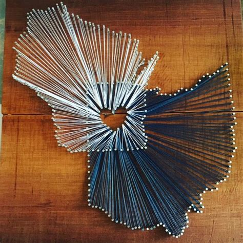 String Project - two state string so proud of my string