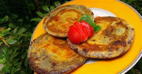 resep roti maryam enak  sederhana cookpad