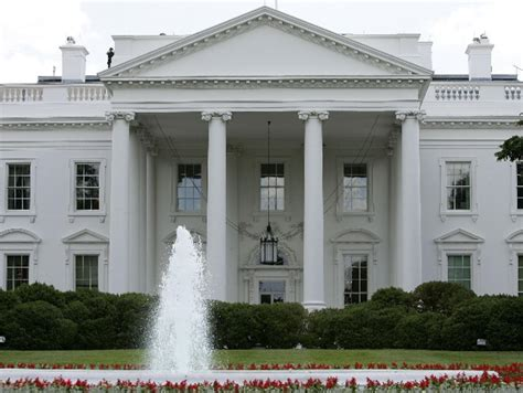 picture of white house white house west wing evacuated after smoke alarm nbc4 washington
