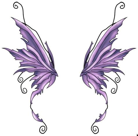 fairy wing tattoos best 25 wing tattoos ideas on butterfly