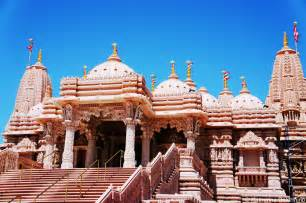 hindu temple a hindu temple in southern california travel the world