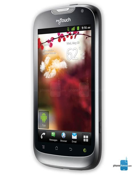 mobile from my phone t mobile mytouch 2 specs