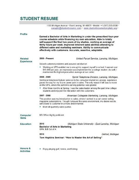 resume sle for hrm fresh graduate 28 images hr resume
