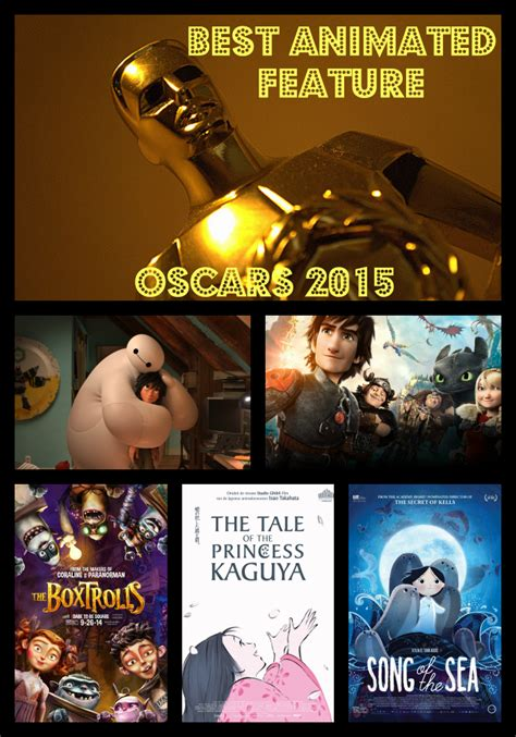 film nominated for oscar 2015 the best animated feature film oscar nominees 2015