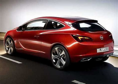 Opel Gtc 2019 by 2018 2019 Opel Gtc Concept Photos And Information