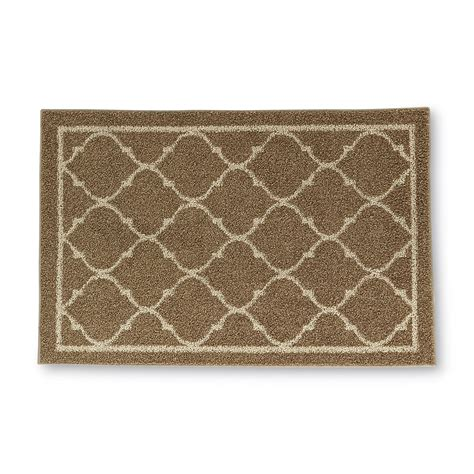 accent area rugs essential home ombre 5x7 area and accent rugs home