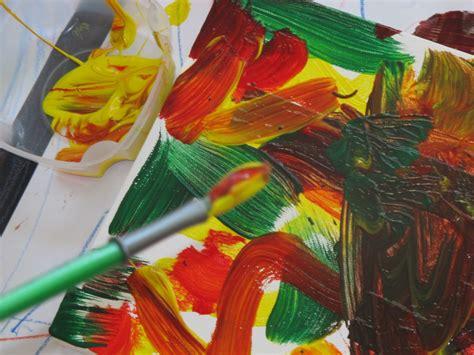 painting for kindergarten resist painting toddler preschool activity