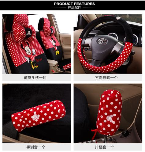 mickey and minnie seat covers best gift onsale mickey minnie mouse car seat covers
