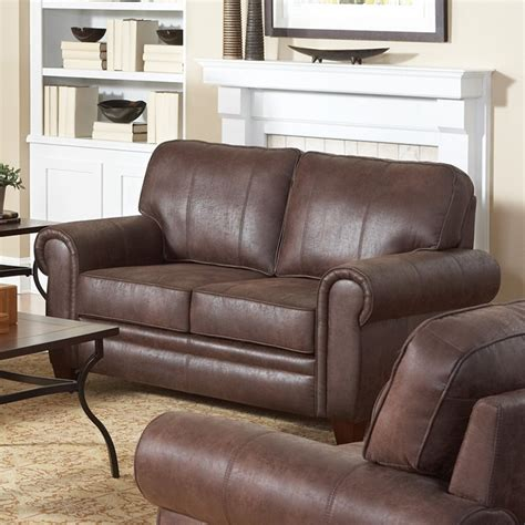 rustic sofas and loveseats rustic sofas and loveseats dreamfurniture 504202 bentley