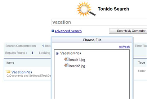 search results for download image announcing tonido search search your computer from anywhere