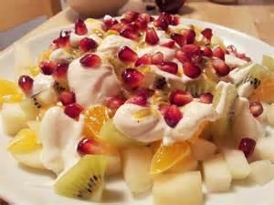 Mixed fruit salad how recipe