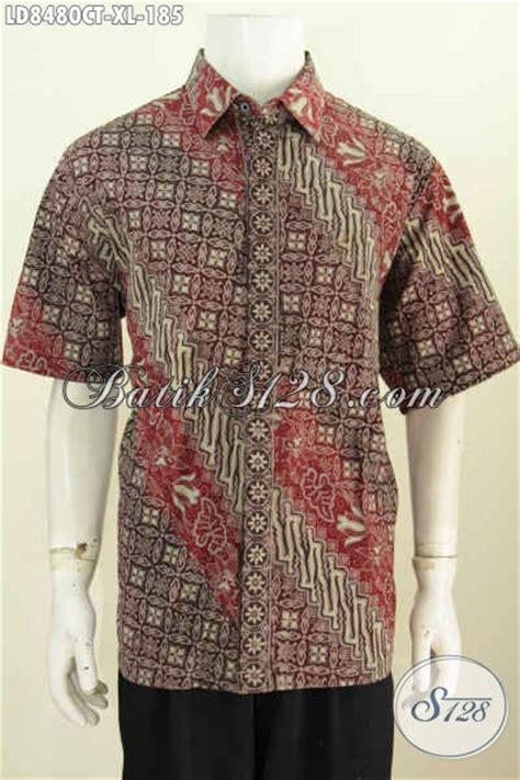 Kemeja Orions Modis Keren kemeja batik halus keren lengan pendek corak baju batik pria terkini lebih modis dan keren