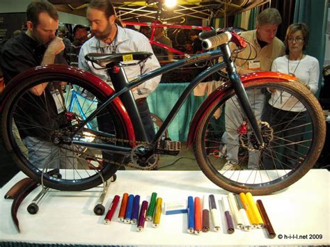 Handmade Bicycle Show - american handmade bicycle show more pictures