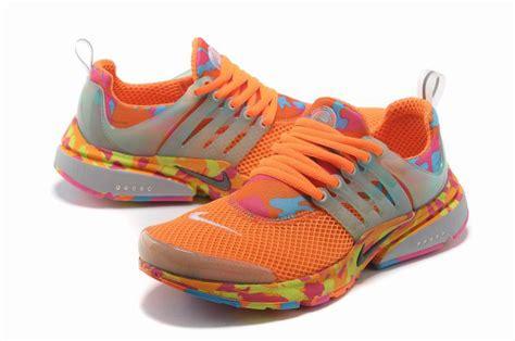 Sepatu Nike Running Abu Combi Pink 36 40 Sepatu Murah orange gray nike air presto mens mesh womens running shoe