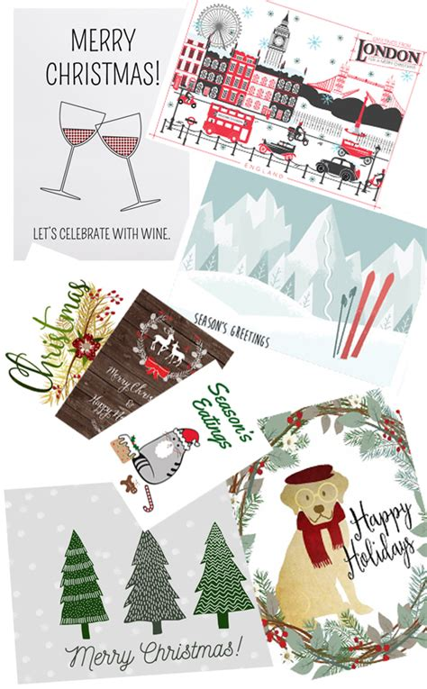 printable christmas cards uk panic over last minute christmas gift ideas etsy uk blog