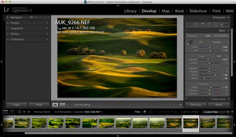 lightroom tutorial best tip how to turn off the annoying photo info overlay