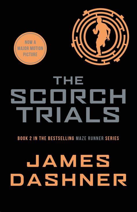 Novel The Maze Runner 2 chicken house books scorch trials