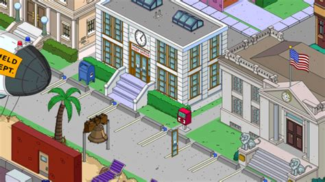 Apu Post Office image post office bug png the simpsons tapped out