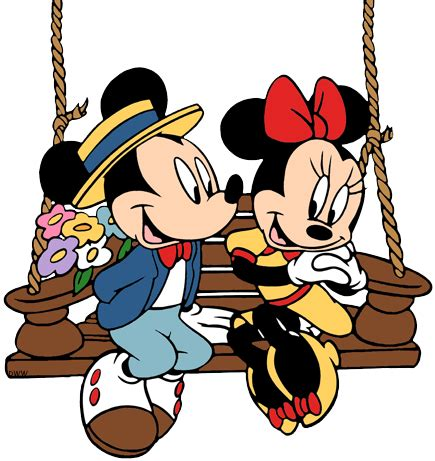 mickey mouse swing mickey minnie mouse clip art disney clip art galore