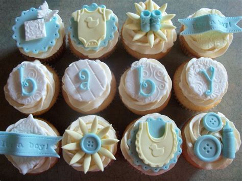 Boy Baby Shower Cupcakes by Baby Shower Cupcakes 35 Baby Shower Themes Ideas Clothes And Furniture