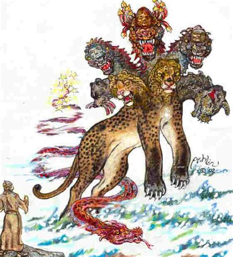 god s revelations of animals and books leopard beast leopard beast