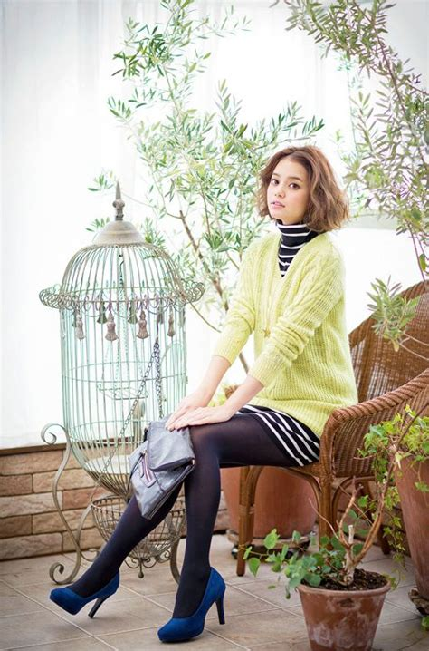 Sweater Stripe 3311 24 best cecil kishimoto images on asian