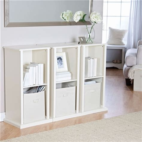 modern stacking storage unit vertical bookcase bookshelf
