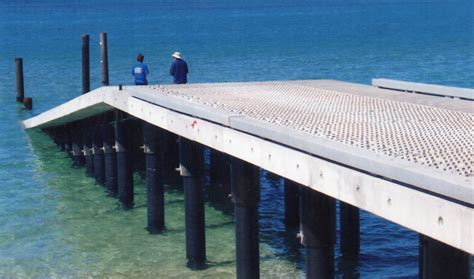 jetty design guidelines construction mandurah jetty construction