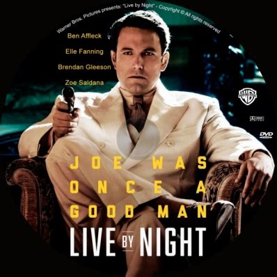 live by night live by night dvd covers labels by covercity