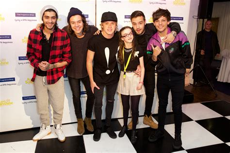 Meet One Direction 1d Condition one direction grant 36 wishes for rays of rays
