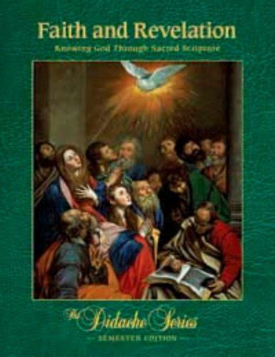 revelation through history books didache series semester edition book series