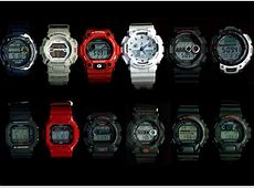Largest dial Pro Trek or G Shock available. G Shock Mudman G9000